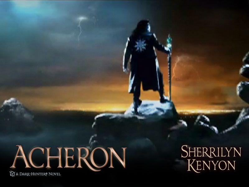 Giveaway Alert Acheron By Sherrilyn Kenyon The Crow And Dagger